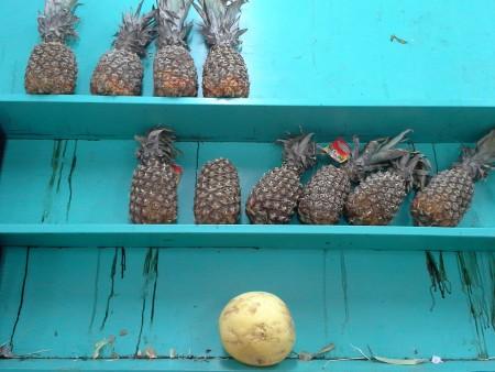 Allergisch auf Ananas? Kein Problem, es hat ja noch Grapefruit