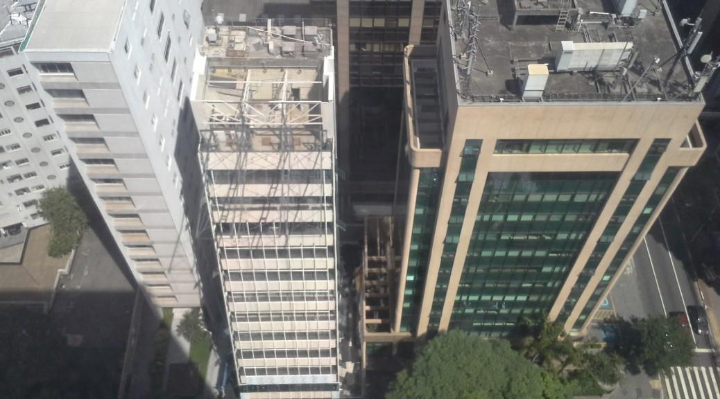 Aussicht aus dem 24. Stock