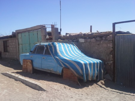 Autodaylong in der Atacama