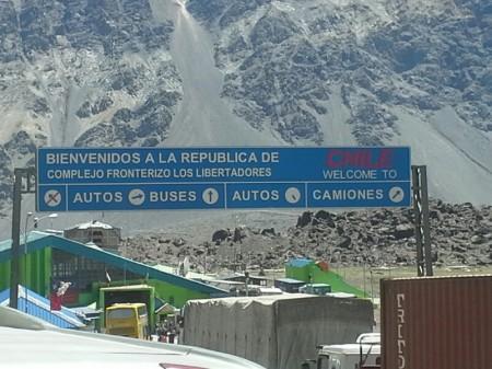 Bienvenidos a Chile