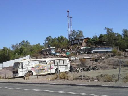 Busfriedhof