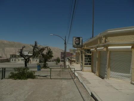 Ghosttown Chuquicamata