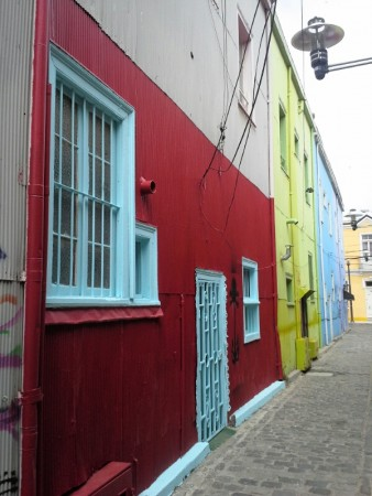 Buntes Valparaiso