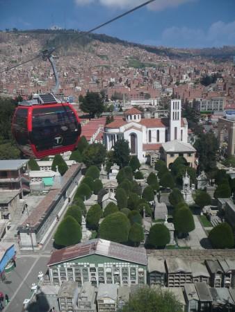 Friedhof von La Paz