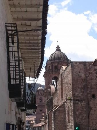 Inmitten von Cusco