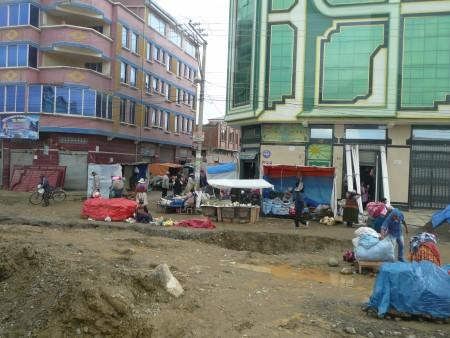 El Alto Marktstimmung