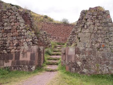 Templo de la sol in Pisac